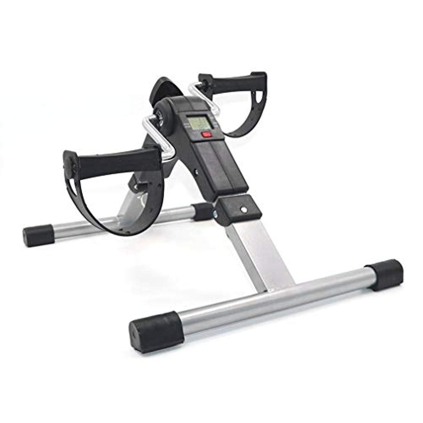 ヘビブロッサム奇跡実用的なトレーナー自転車脚エクササイザーストローク片麻痺リハビリテーションペダル-Rustle666