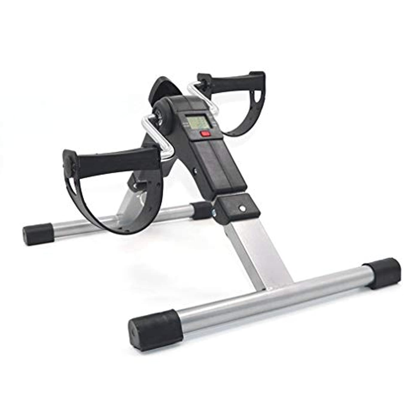 クライマックス潜在的なリーフレット実用的なトレーナー自転車脚エクササイザーストローク片麻痺リハビリテーションペダル-Rustle666