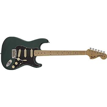 Fender エレキギター MIJ Hybrid 68s Stratocaster, Sherwood Green Metallic