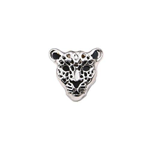 [해외]노 명품 합금 셔츠 칼라 먼저 스터드 클립 옷깃 핀 배지 브로치 핀 장식 실버/No-branded item Alloy shirt collar front stud clip lapel pin badge brooch pin ornament silver