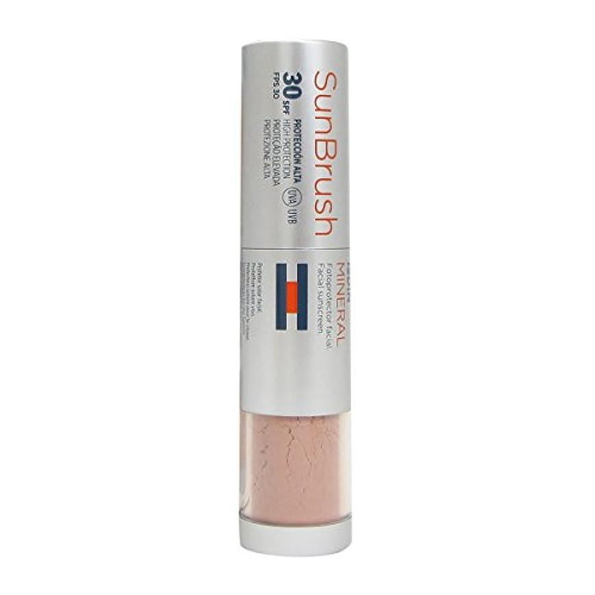 ベックス不安定な温度Isdin Fotoprotector Sunbrush Mineral Spf30 4gr [並行輸入品]