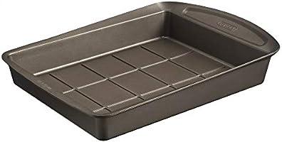 Pyrex Asimetria Non-Stick pan, Brown