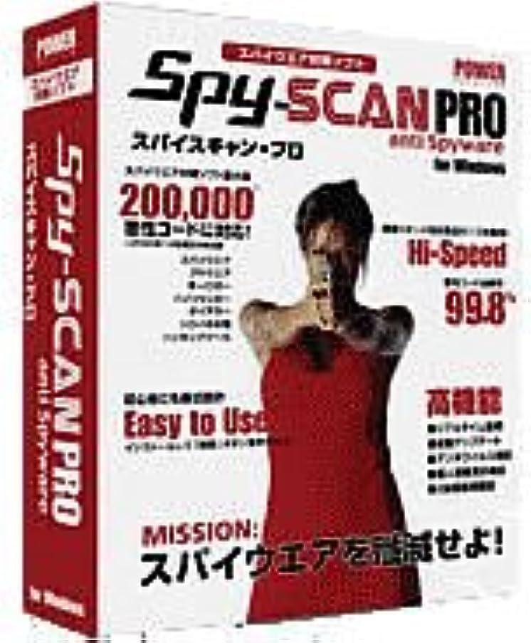 寸前クランプにじみ出るSpy-SCAN PRO
