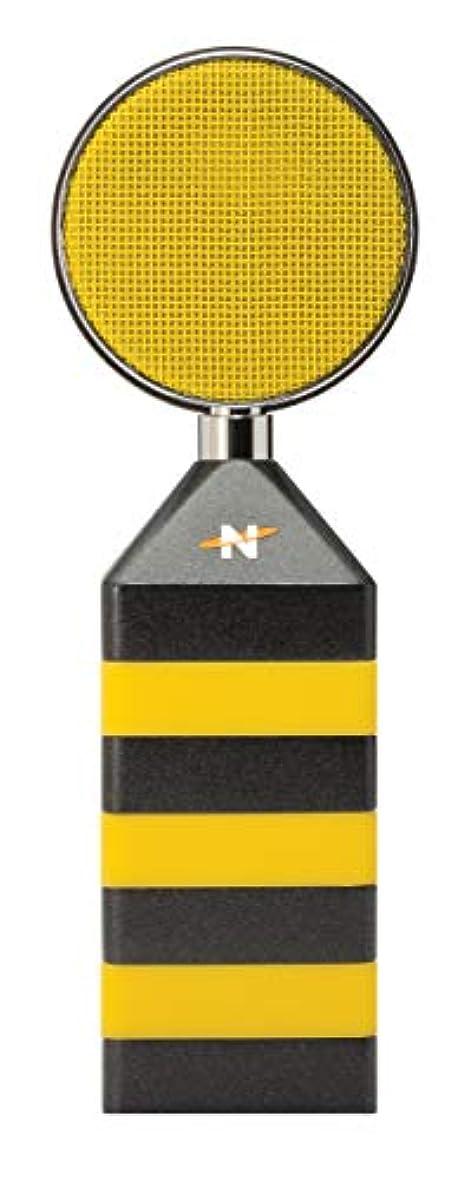雑草推進力謎めいたNEAT MICROPHONES ニートマイクロフォン カーディオイドソリッドステートコンデンサーマイクロホン BEE series KINGBEE