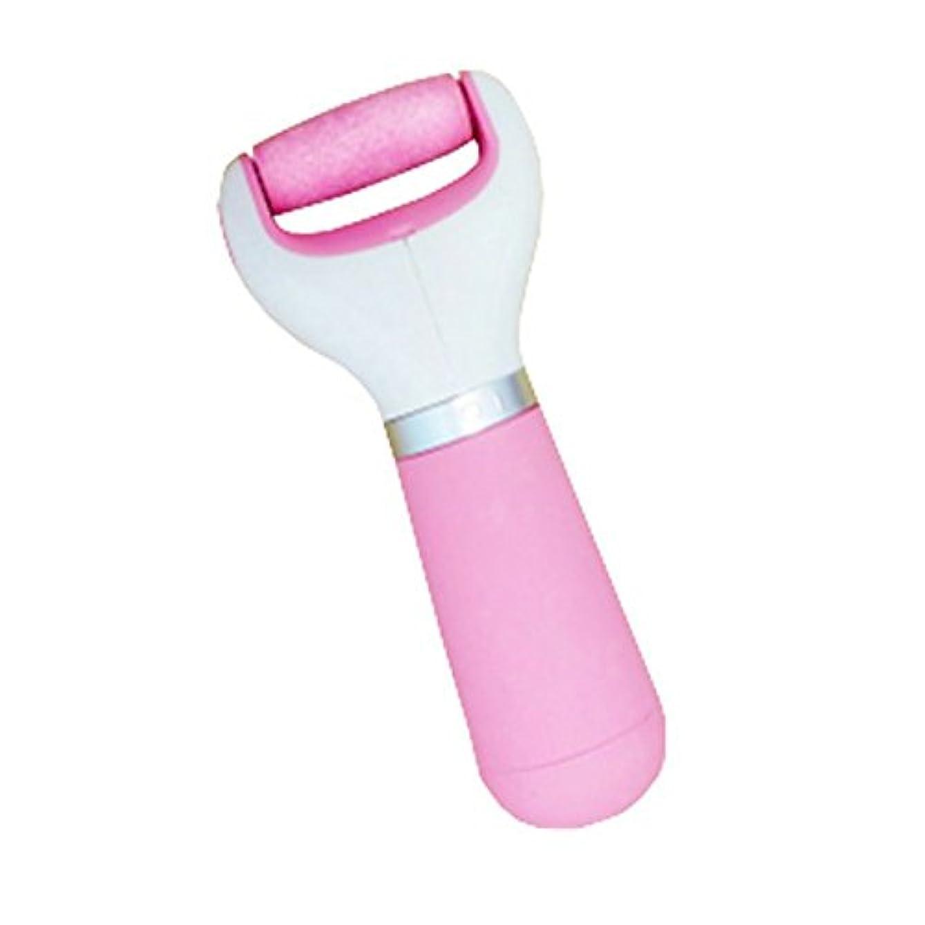 登録するミルク苦行電動角質リムーバー スムースケア ピンク