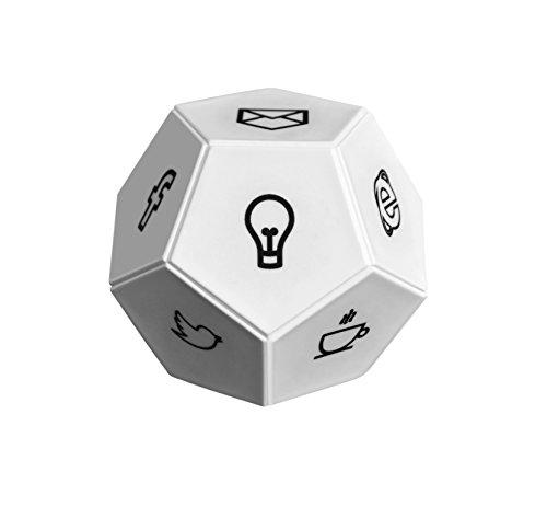 TimeFlip マグネット シンプル タイム トラッキング デバイス、生産性パターンを分析する時間生産性アプリケーション付き