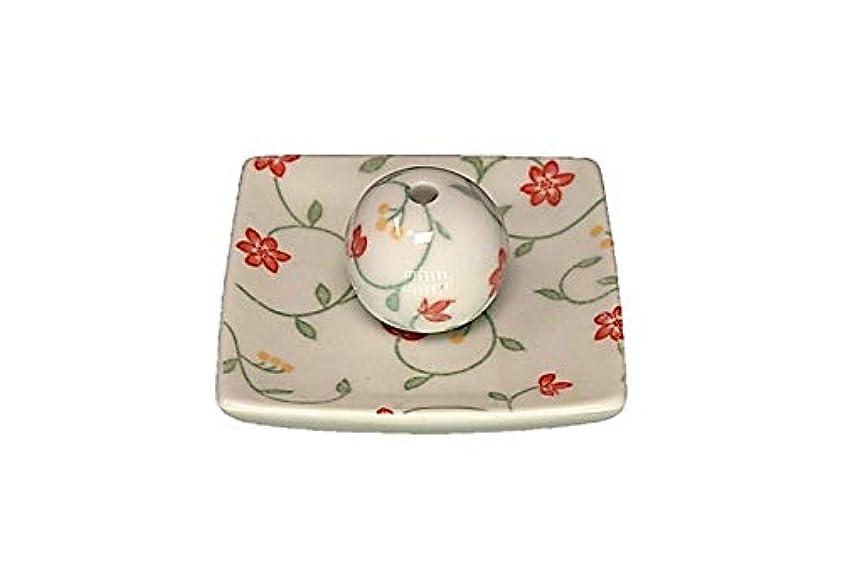 スプリット鮮やかな曲線玉手箱 小角皿 お香立て 陶器 ACSWEBSHOPオリジナル