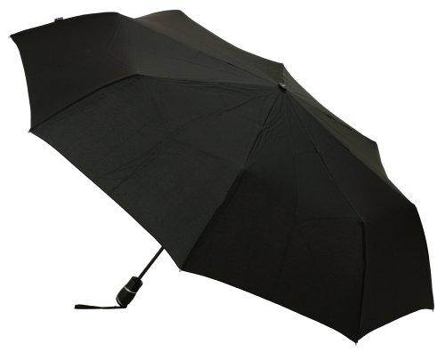 [해외]Knirps 접는 우산 원터치 자동 개폐 정식 수입품 큰 Big Duomatic Safety 8 개의 뼈 직경 123cmBlack KNF880-710/Knirps Folding umbrella One-touch automatic opening and closing type Regular import item Large size Big Duomatic Safety 8 boo...