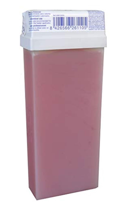 迷路質量フラフープBEAUTY IMAGE ブラジリアンワックス 脱毛 (赤 カートリッジ ロールオン 除毛ワックス 全身脱毛 100ml)