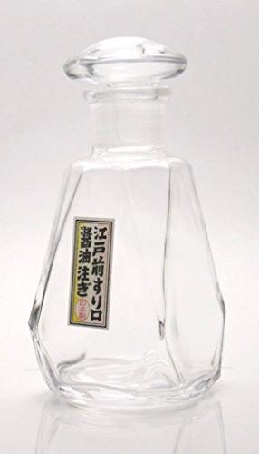 岩澤硝子 江戸前すり口醤油注ぎ 大 WA-417...