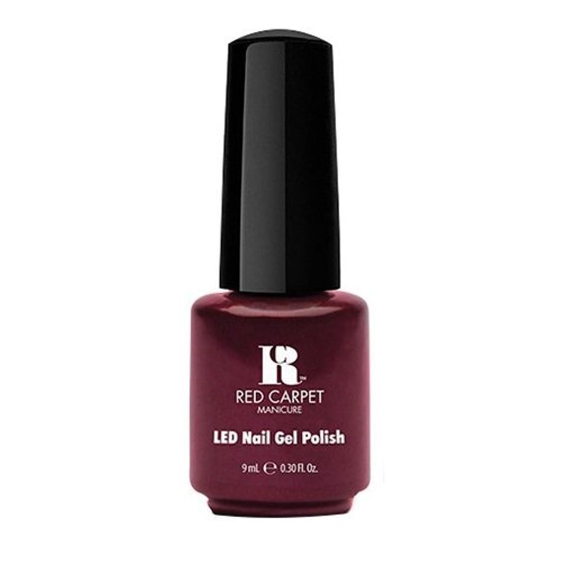 モザイクドナーサーバントRed Carpet Manicure - LED Nail Gel Polish - Glamspiration - 0.3oz / 9ml