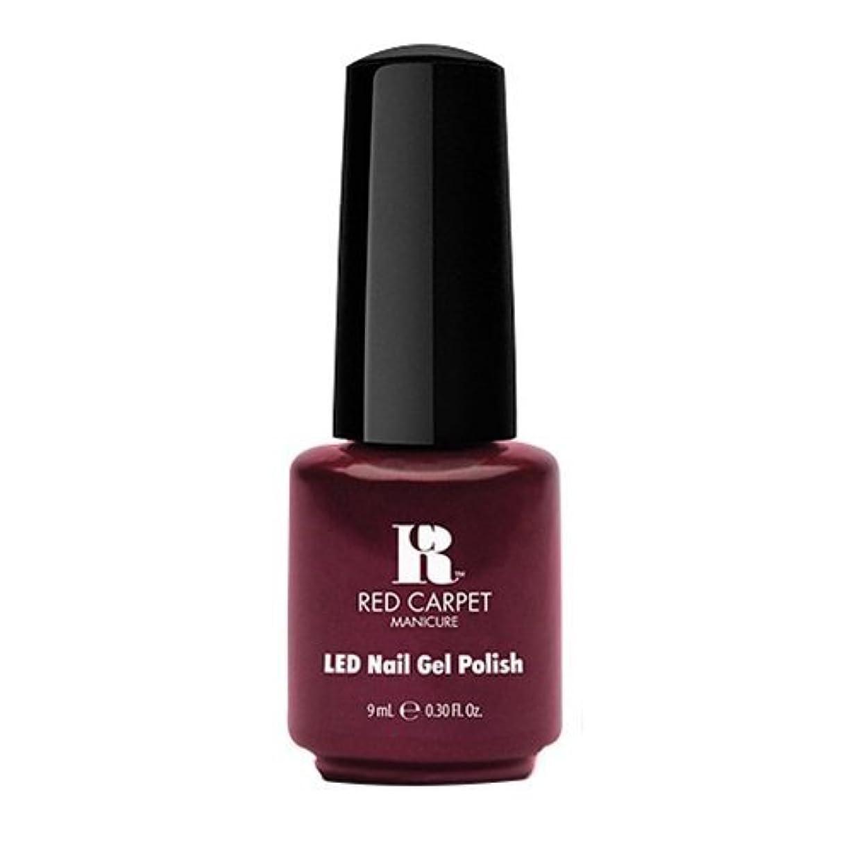 ドラムタンパク質合体Red Carpet Manicure - LED Nail Gel Polish - Glamspiration - 0.3oz / 9ml