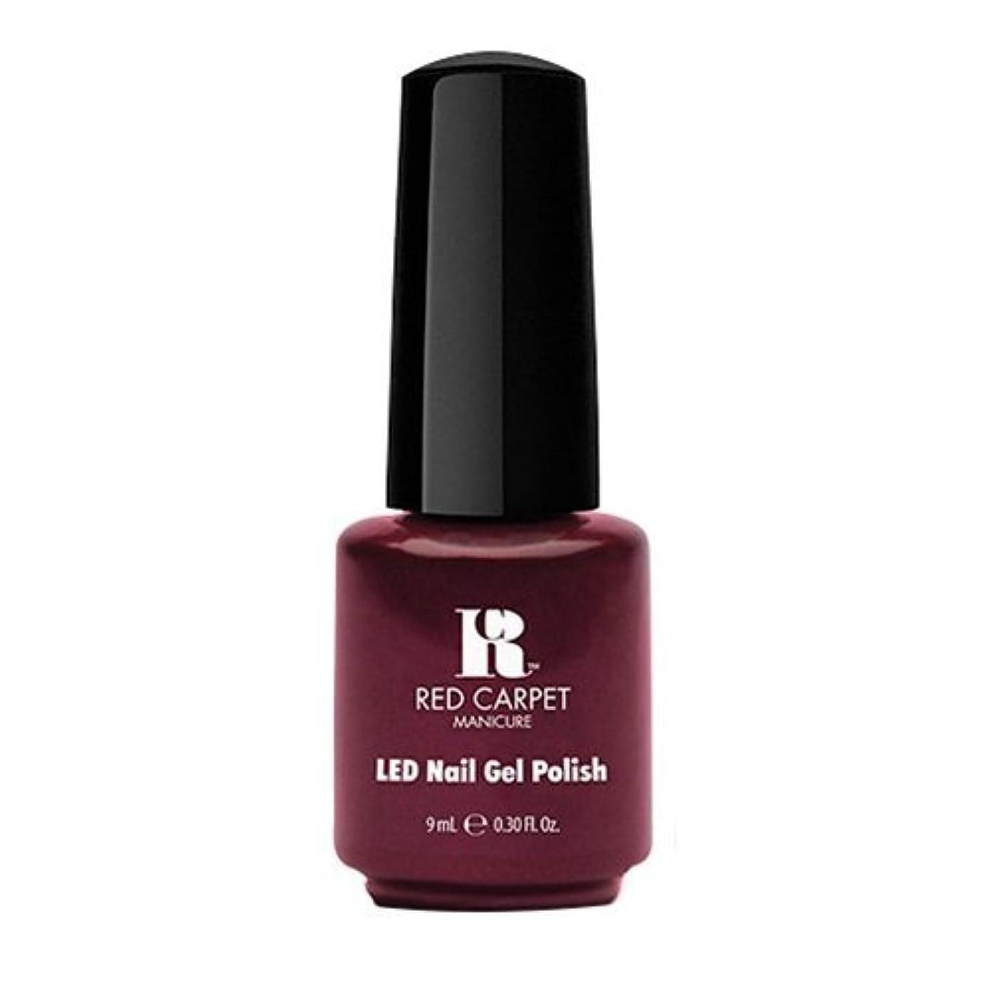 十年蒸し器まもなくRed Carpet Manicure - LED Nail Gel Polish - Glamspiration - 0.3oz / 9ml