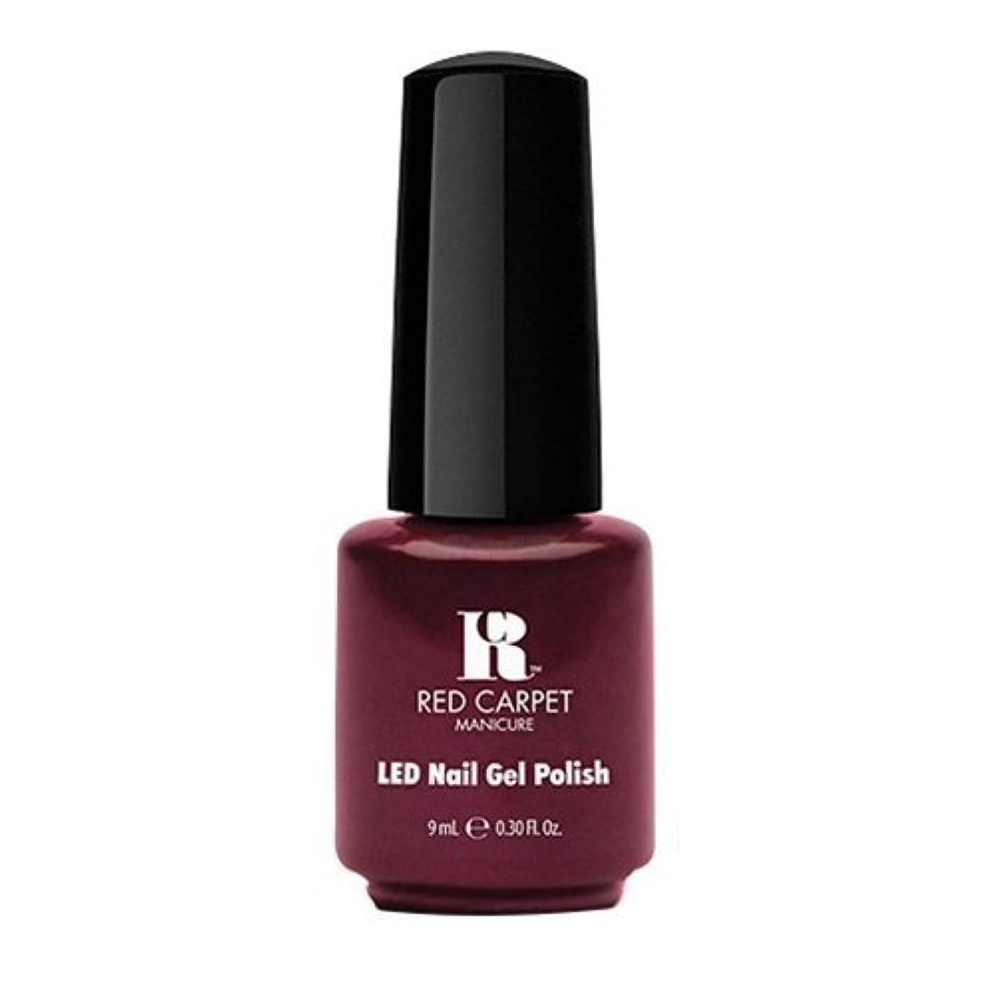 殺人スリラー廊下Red Carpet Manicure - LED Nail Gel Polish - Glamspiration - 0.3oz / 9ml