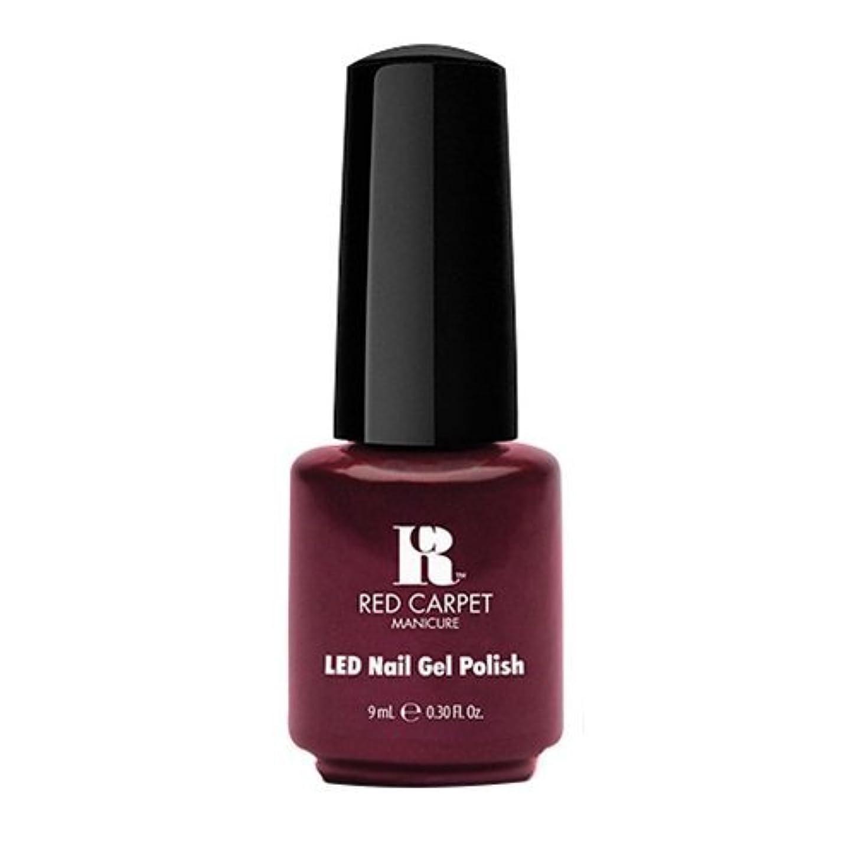 一貫性のない男らしさしっかりRed Carpet Manicure - LED Nail Gel Polish - Glamspiration - 0.3oz / 9ml
