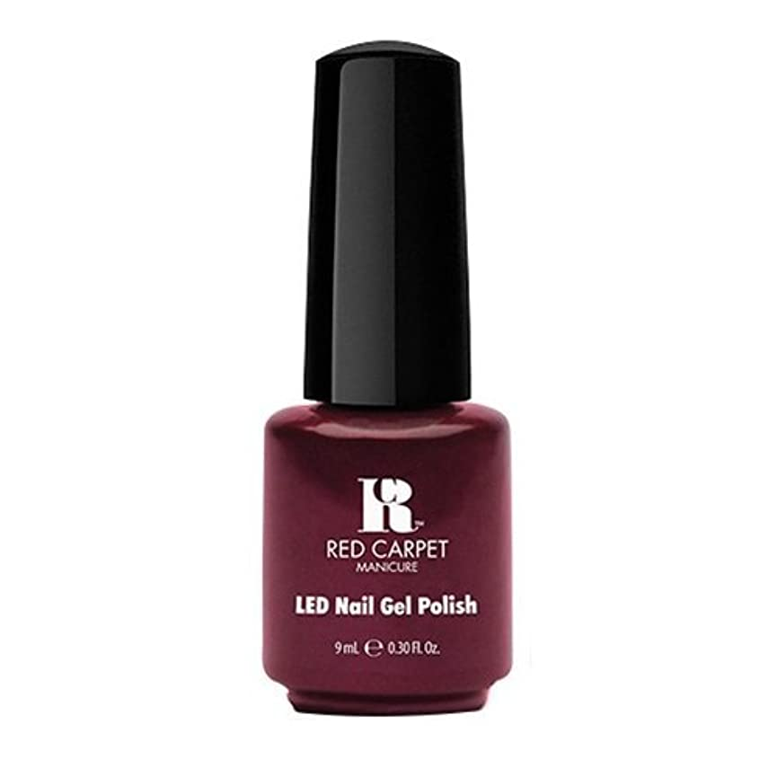 アデレードおばあさん順応性Red Carpet Manicure - LED Nail Gel Polish - Glamspiration - 0.3oz / 9ml