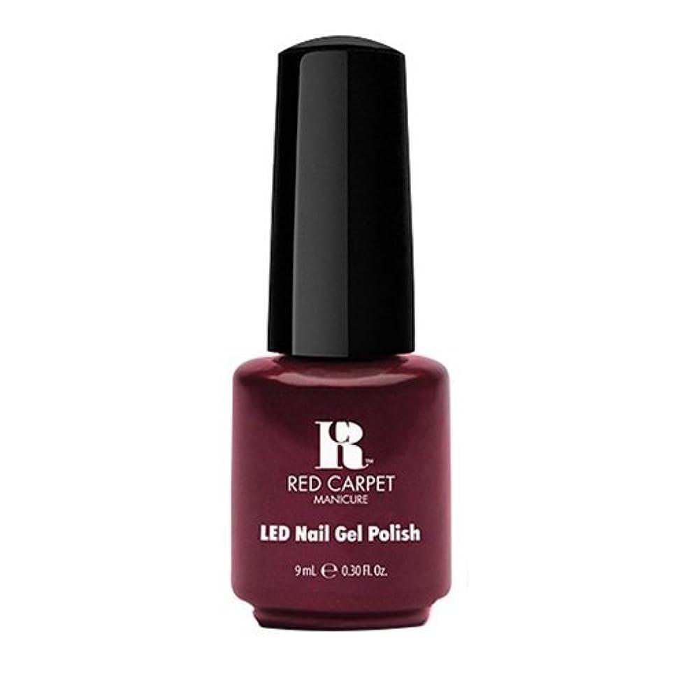 カブ森林酸化するRed Carpet Manicure - LED Nail Gel Polish - Glamspiration - 0.3oz / 9ml