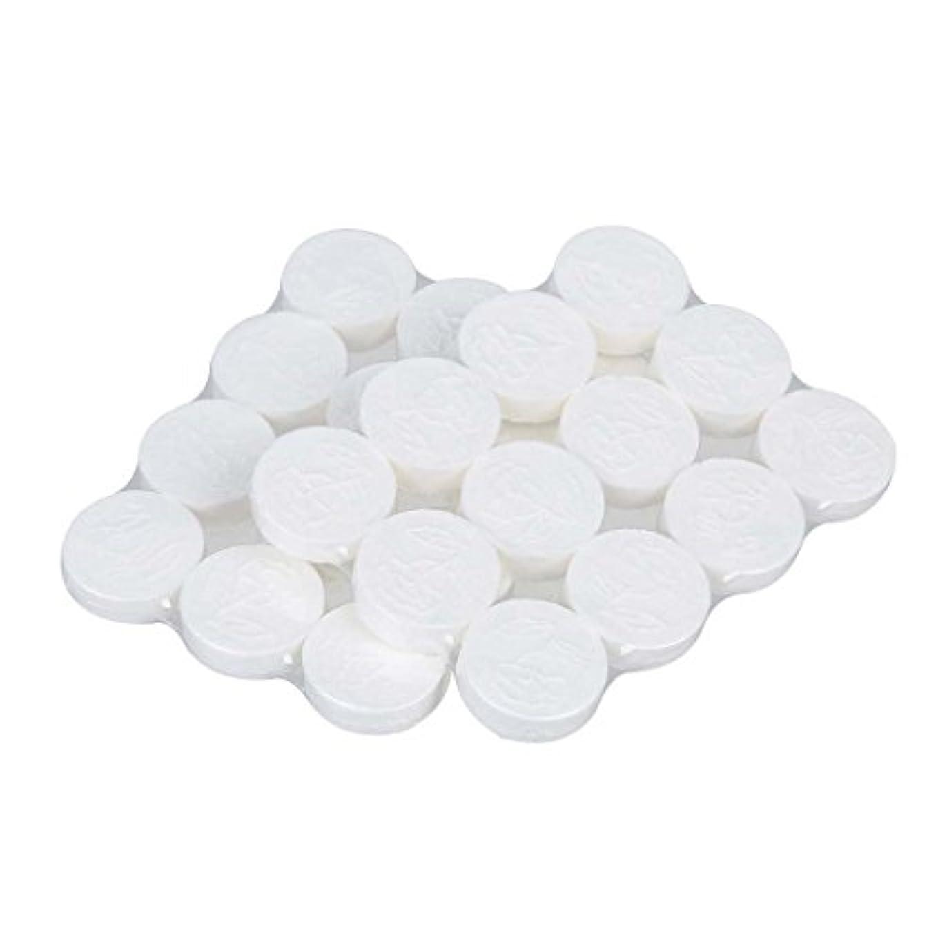 食器棚馬力海藻Gaoominy 24x化粧品の圧縮フェイシャルマスクシート 女性用