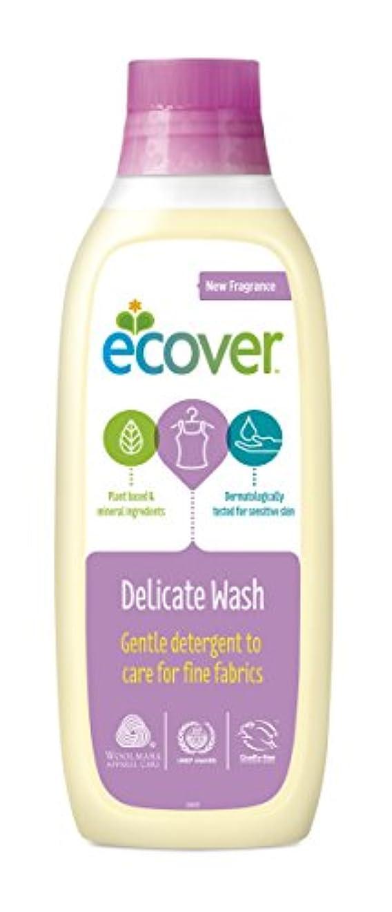 仮装セーター水分ECOVER(エコベール) デリケートウォッシュ(おしゃれ着用洗剤) 1000ml