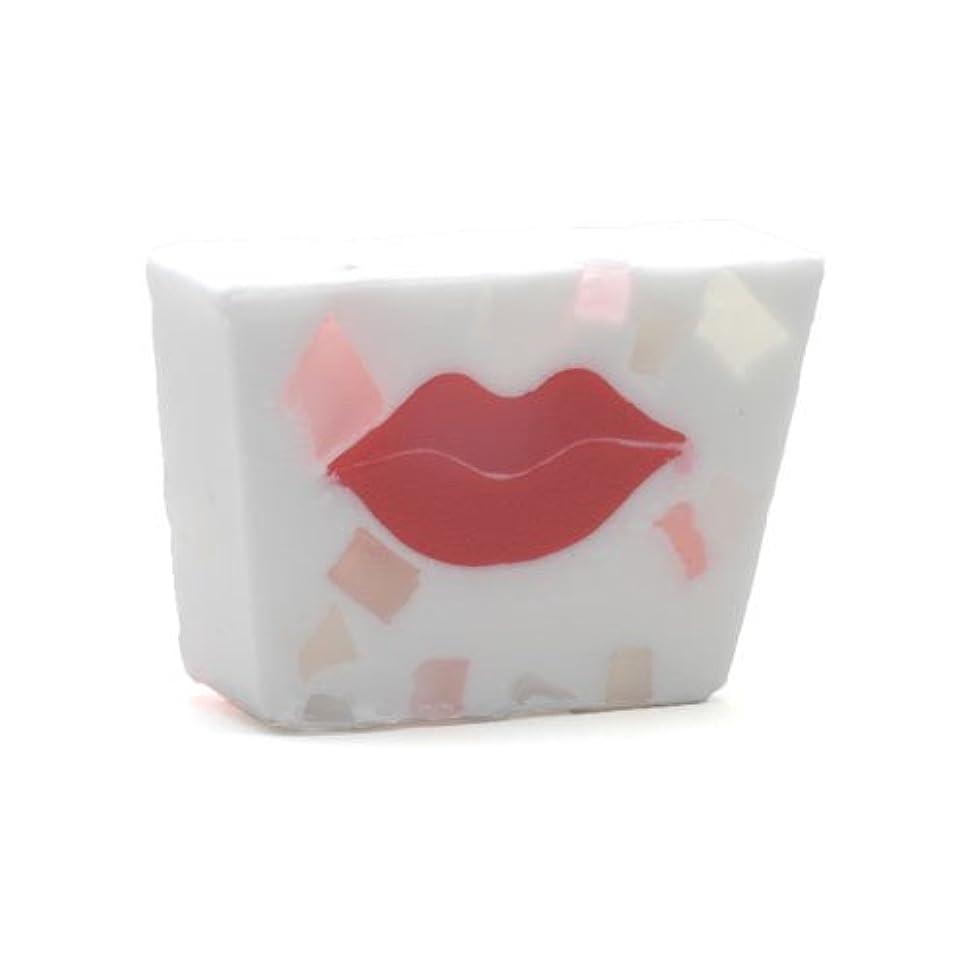 一族くしゃみしなやかなプライモールエレメンツ アロマティック ミニソープ キス?ミー 80g 植物性 ナチュラル 石鹸 無添加