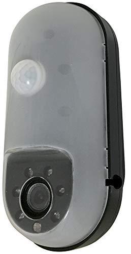 リーベックス(Revex) 防犯 カメラ 録画式 センサー microSDカード (別売) SD1000