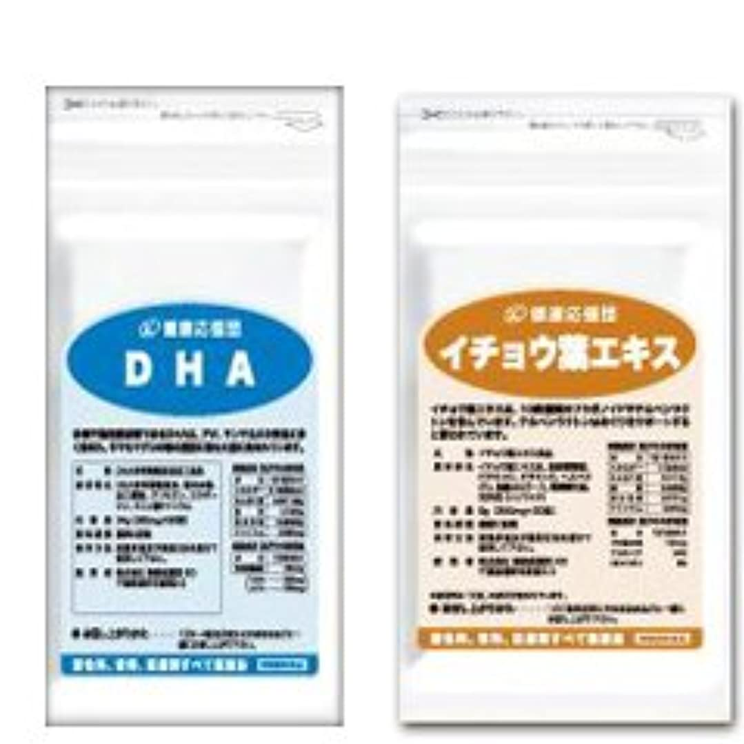 控えめな皮肉な困惑する(お徳用3か月分)サラサラ巡りセット DHA + イチョウ葉エキス 3袋&3袋セット(DHA?EPA?イチョウ葉?ビタミンC?ビタミンE?ビタミンP配合)