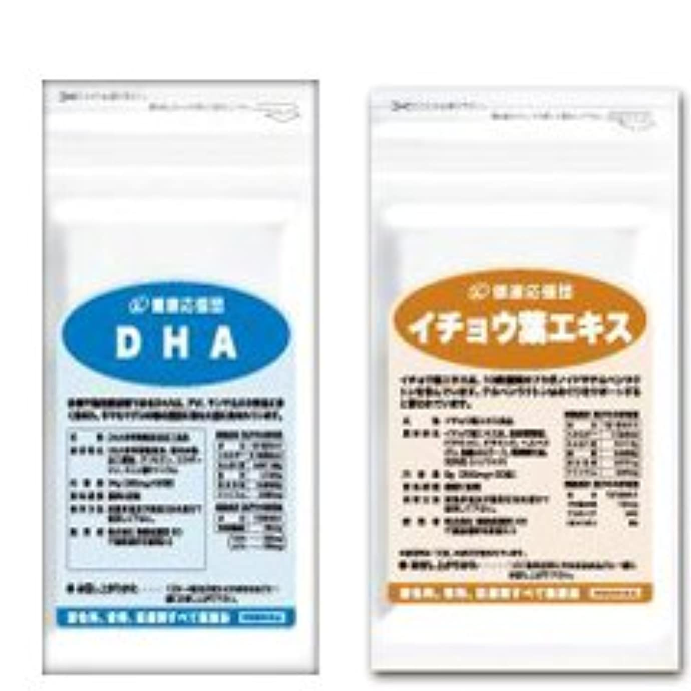 あえぎ静かにチャペル(お徳用6か月分)サラサラ巡りセット DHA + イチョウ葉エキス 6袋セット (DHA?EPA?イチョウ葉?ビタミンC?ビタミンE?ビタミンP配合)