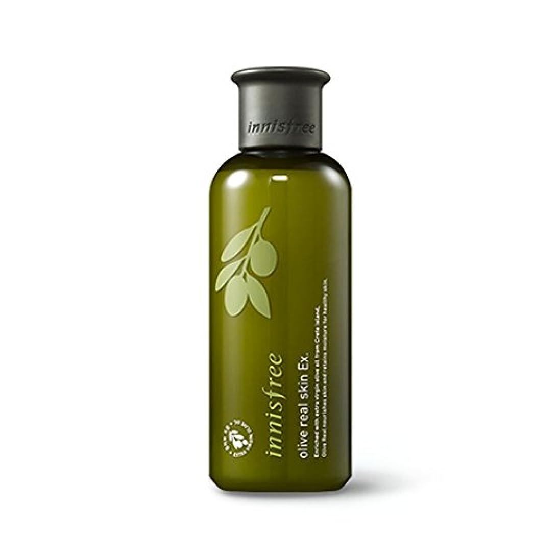 ロータリー謎摂動イニスフリーオリーブリアルスキン 200ml Innisfree Olive Real Skin Ex. 200ml [海外直送品][並行輸入品]