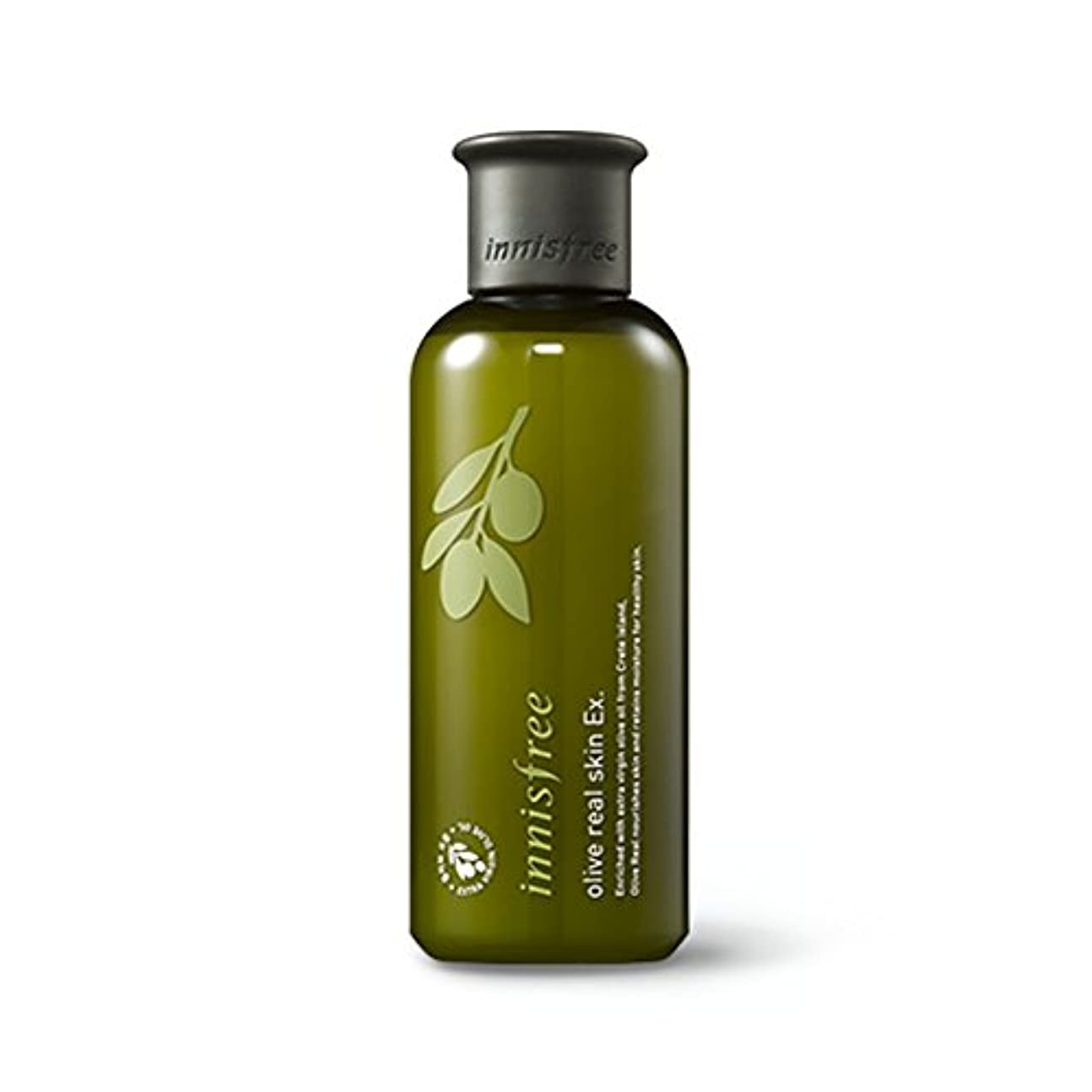 匿名日段階イニスフリーオリーブリアルスキン 200ml Innisfree Olive Real Skin Ex. 200ml [海外直送品][並行輸入品]