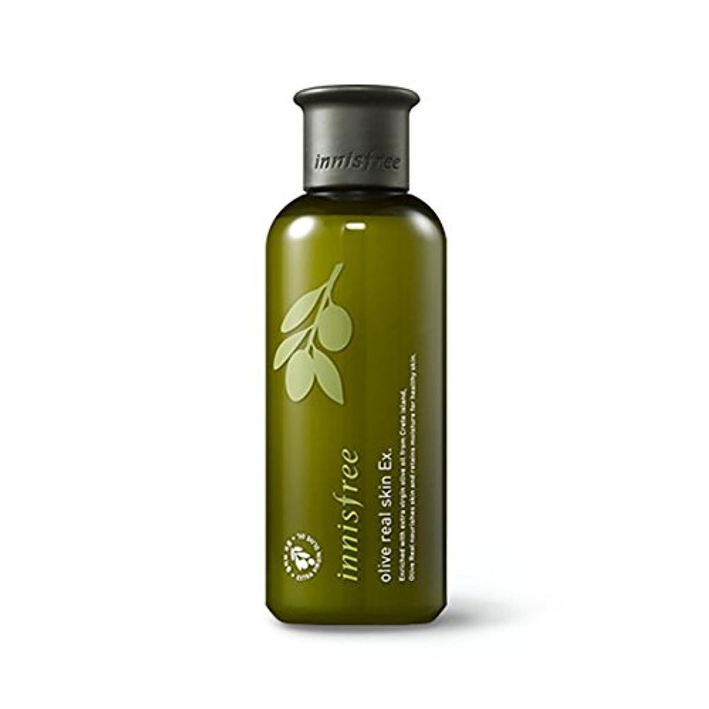 性能私タイトイニスフリーオリーブリアルスキン 200ml Innisfree Olive Real Skin Ex. 200ml [海外直送品][並行輸入品]