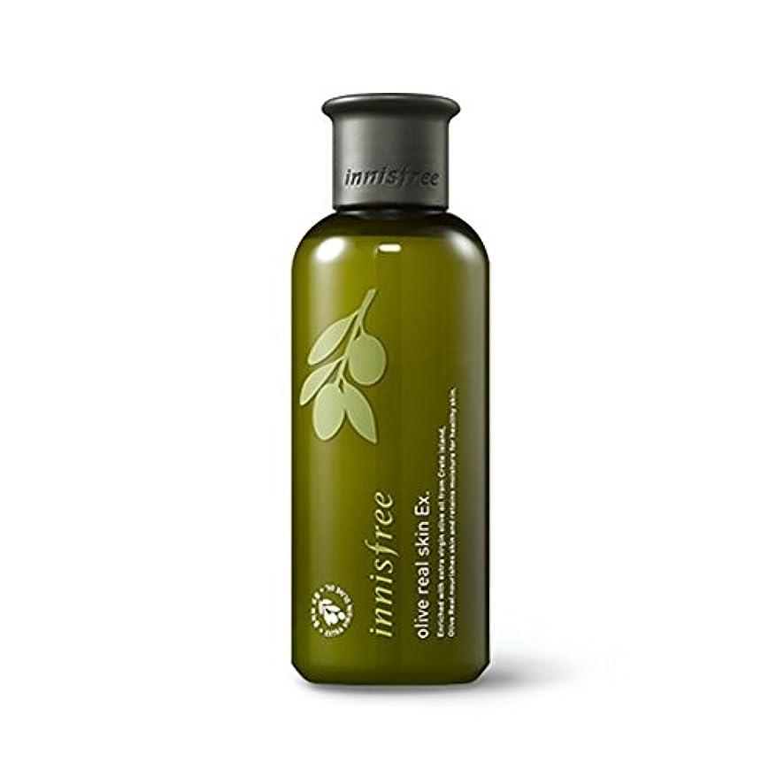 モーター上院議員迷路イニスフリーオリーブリアルスキン 200ml Innisfree Olive Real Skin Ex. 200ml [海外直送品][並行輸入品]