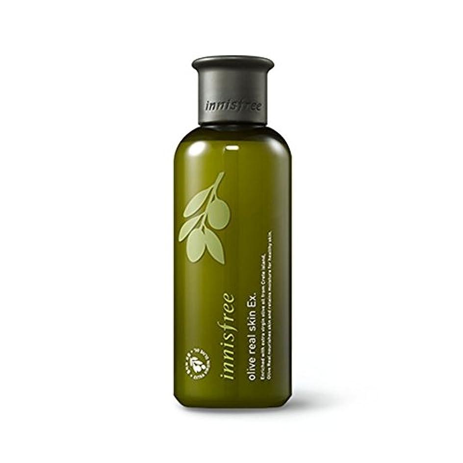 メンダシティ好奇心盛経歴イニスフリーオリーブリアルスキン 200ml Innisfree Olive Real Skin Ex. 200ml [海外直送品][並行輸入品]