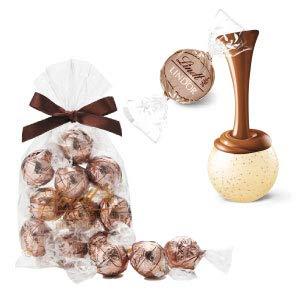 リンツ (Lindt) チョコレート リンドール [ ピック&ミックス ] カプチーノ 10個入り 個包装