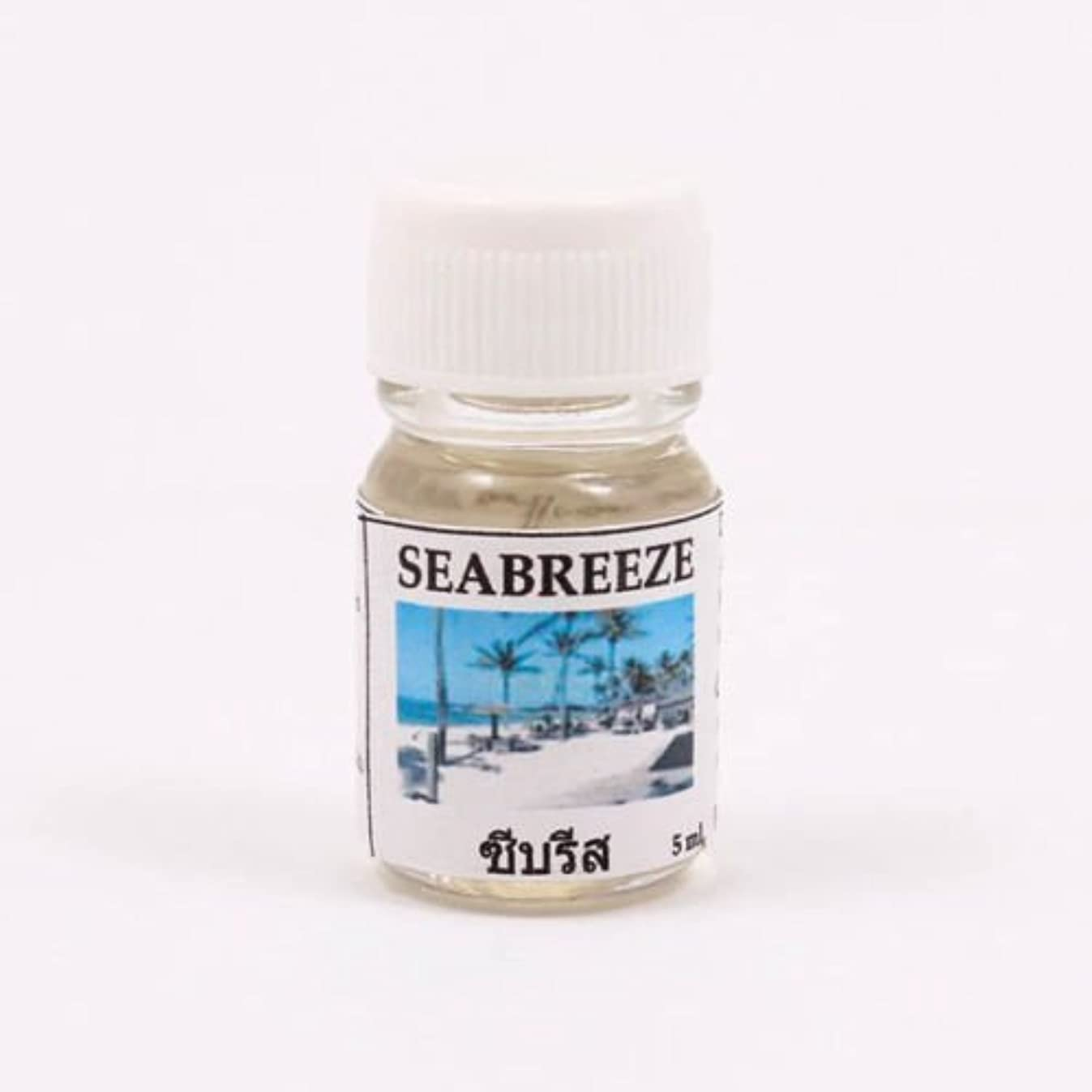 待つモジュール高度な6X Seabreeze Aroma Fragrance Essential Oil 5ML. cc Diffuser Burner Therapy