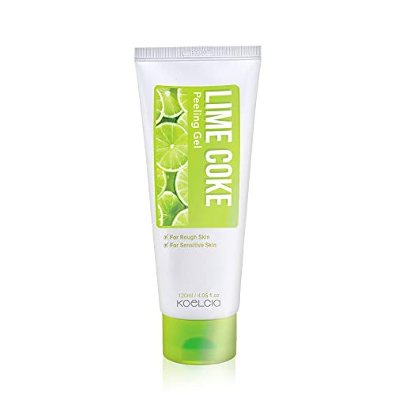 懲戒ホテル合併症KOELCIA Lime Coke Peeling Gel 120ml/Korea Cosmetics