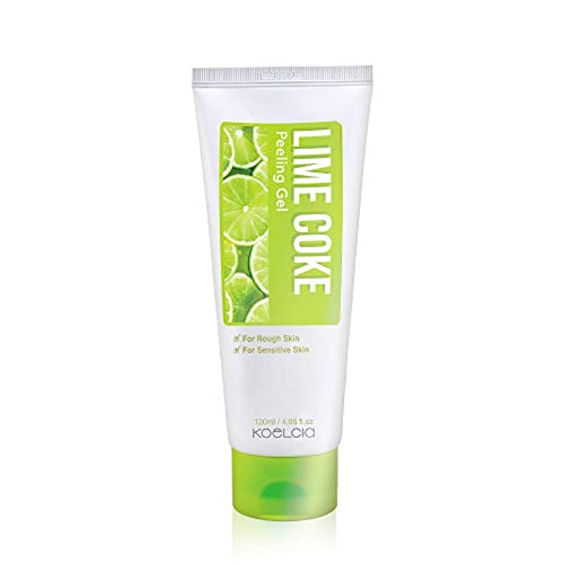 きれいに晩ごはんセージKOELCIA Lime Coke Peeling Gel 120ml/Korea Cosmetics