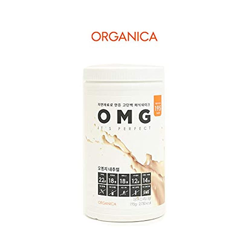 視力苗スナッチオーエムジー タンパク質 ダイエット シェイク (OMG, protein shake) (ナチュラル)