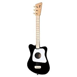 Loog ルーグ Loog mini アコースティック・ギター(ブラック)