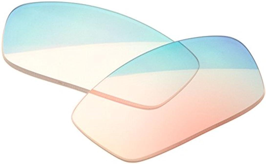 粗い考古学メニュー自社製 オークリー CROSSLINK サングラス用交換レンズ
