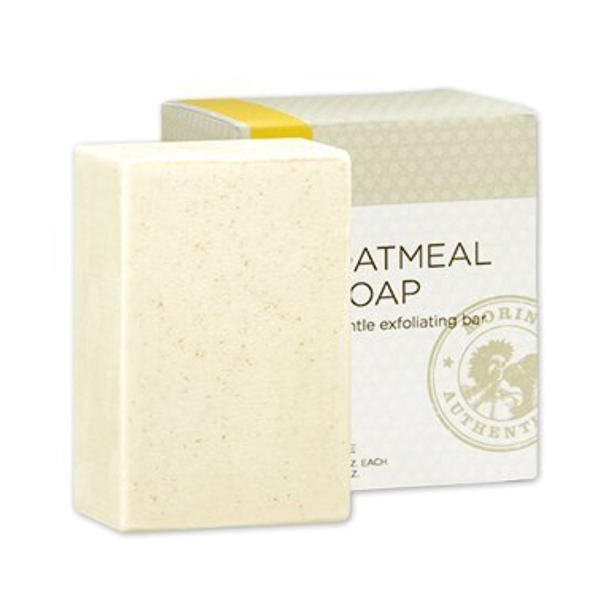 印をつけるバッグ真面目なモリンダ MORINDA オートミール 石けん 2個入り タヒチアンノニ OM 石鹸 セッケン ソープ Soap