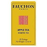 FAUCHON(フォション) ティーバッグ アップル 20袋入り 4箱