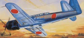 1/72 大戦機 No.03 中島 C6N1型 彩雲