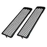 リンナイ ビルトインコンロ専用部品 排気口カバー(左右セット) 098-1504000