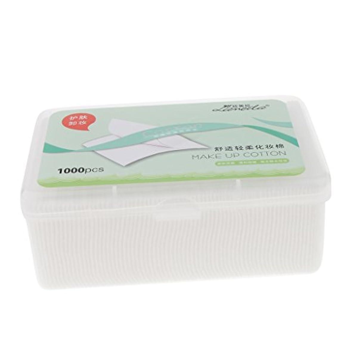 リダクター面倒包帯約1000個 メイクリムーバー 綿パッド ソフト メイクリムーバー コットンパッド 化粧品 パフ