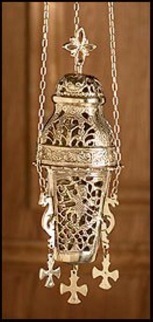 キノコ操作可能キッチンOrnate Hanging Incense Burner