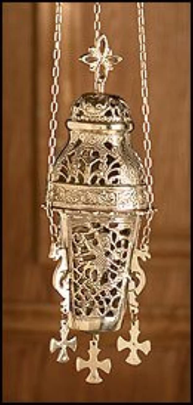 矢帳面ストレスOrnate Hanging Incense Burner