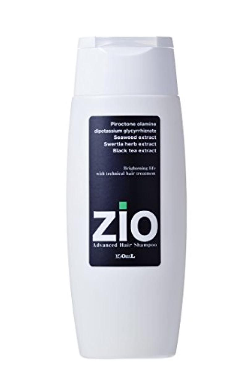 覗くスイ表向き医薬部外品シャンプーZio(ジオ)200ml