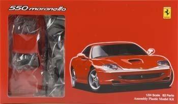 フジミ模型 1/24 FRシリーズ FR1 フェラーリ 550マラネロ DX