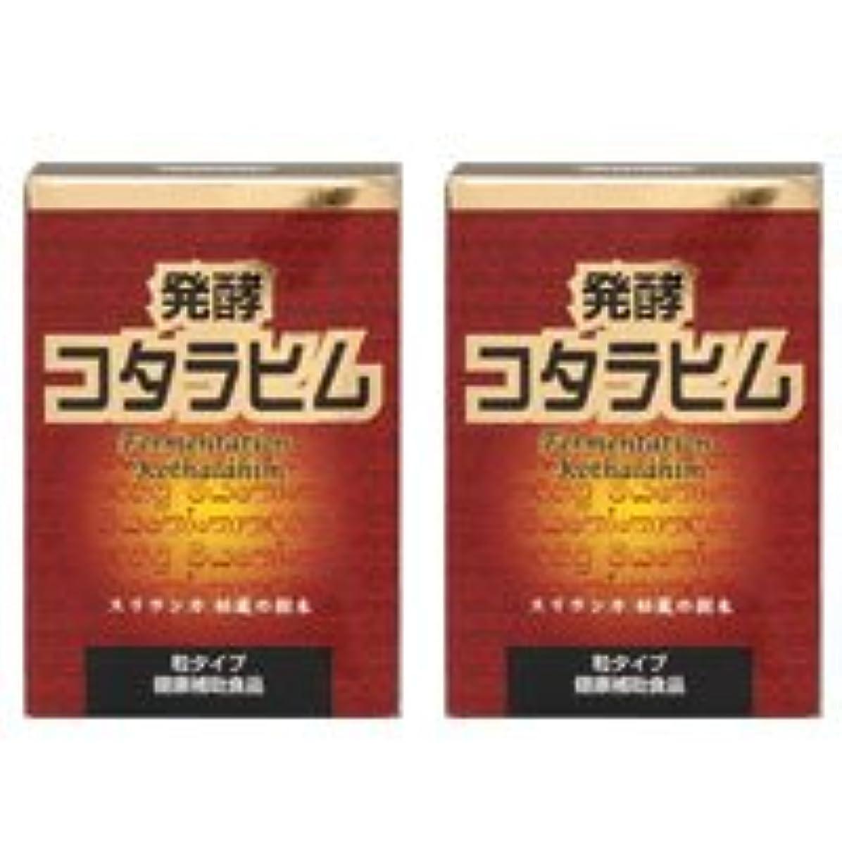 黄ばむ校長放棄された発酵コタラヒム2個セット【糖を変化させるコタラヒム】