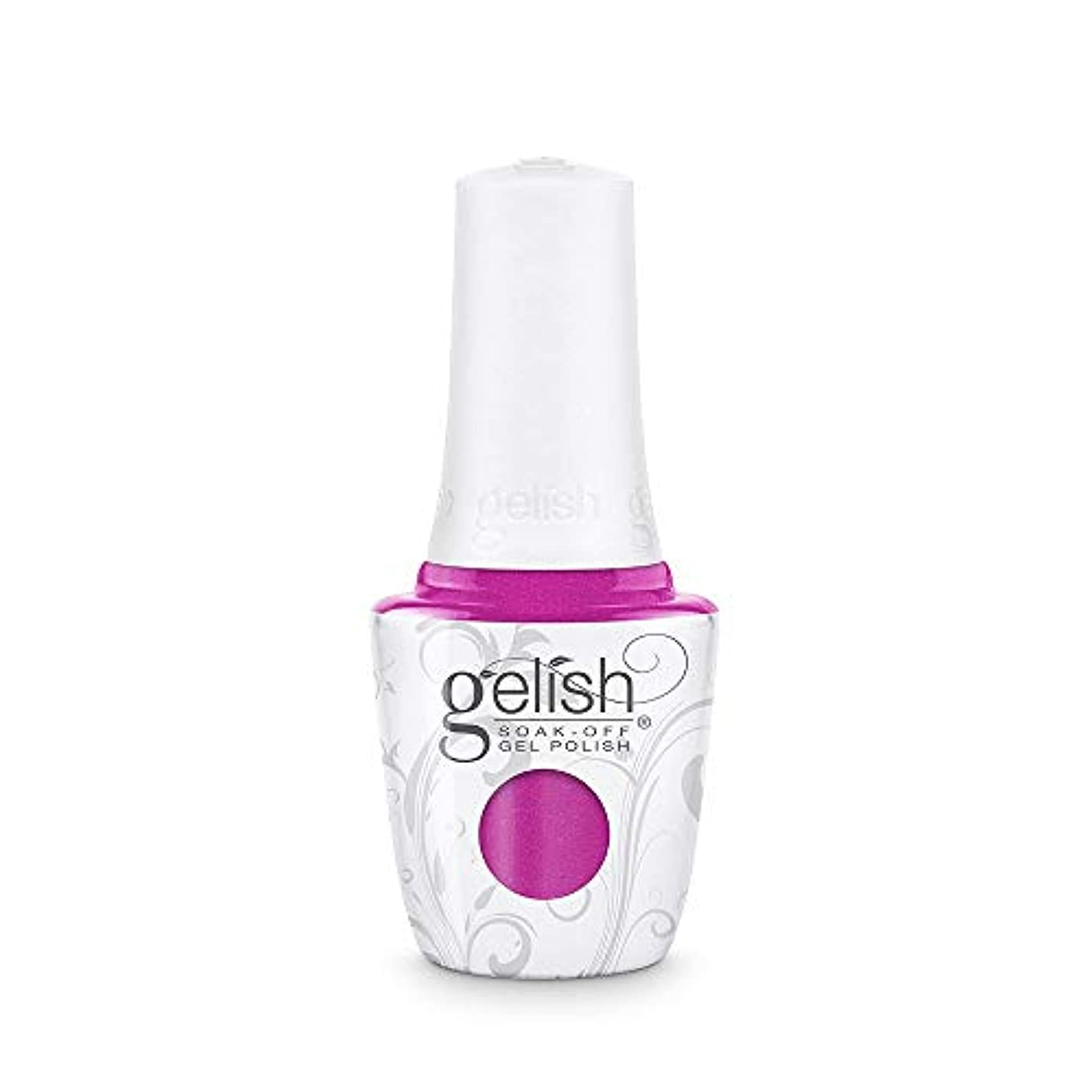 呼ぶ保安シャンパンHarmony Gelish - Make a Splash 2018 Collection - Flip Flops & Tube Tops - 15 mL / 0.5 Fl. Oz.